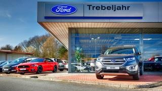 Ansicht - Ford Autohaus Trebeljahr