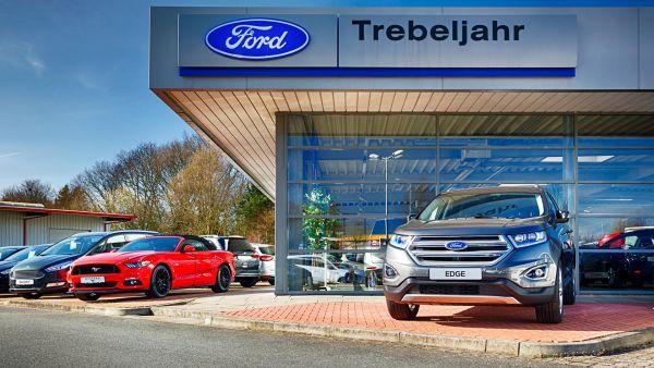 Ford Autohaus Trebeljahr